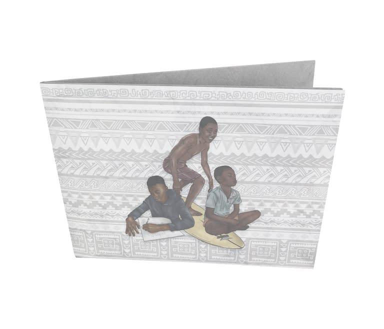 dobra - Nova Carteira Clássica - três meninos lwandi