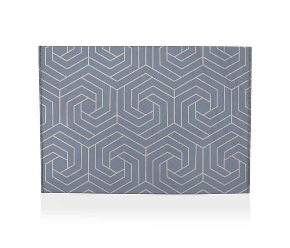 dobra porta cartao vortices hexagonais