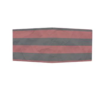 dobra - Nova Carteira Clássica - rubro-negro