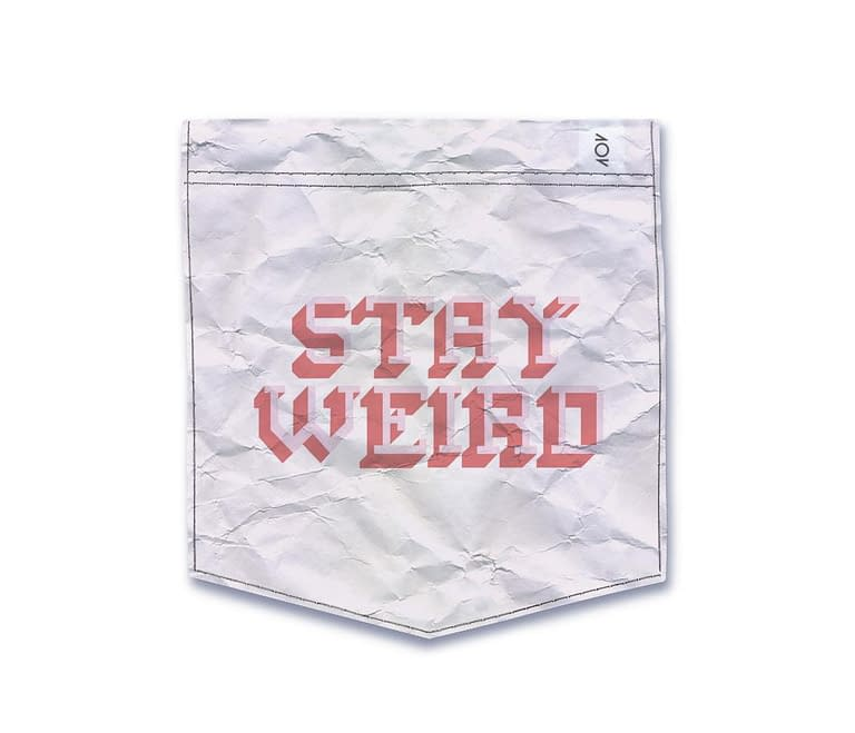dobra - Bolso - STAY WEIRD