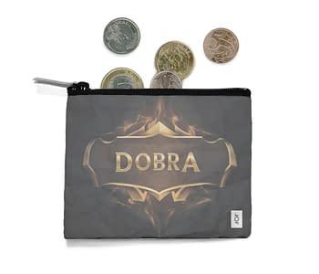 dobra - Porta Moedas - League of Dobra