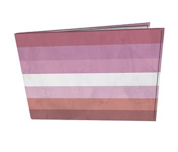 dobra old is cool bandeira lesbica