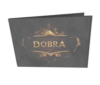 dobra - Carteira Old is Cool - League of Dobra
