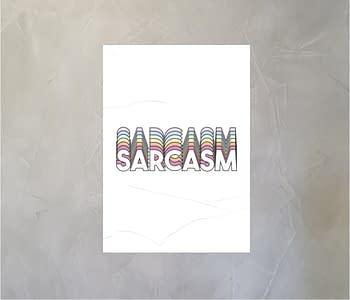 dobra - Lambe Autoadesivo - Sarcasm