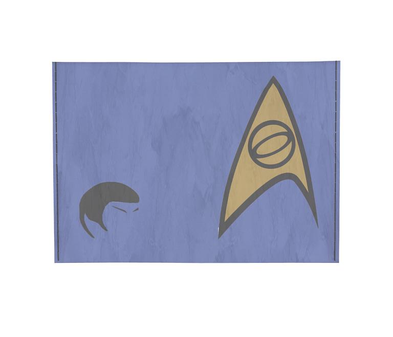 dobra - Porta Cartão - Spock