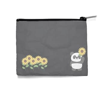 dobra - Necessaire - Panda Sunflowers