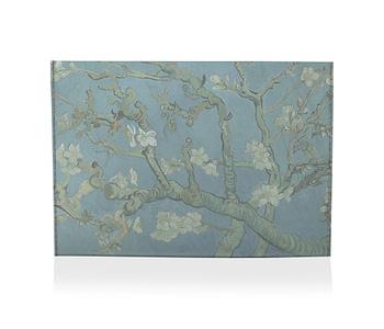 porta cartão amendoeira em flor