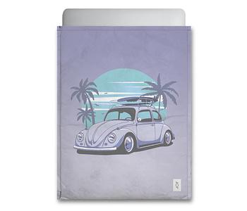 dobra - Capa Notebook - Fusca retro