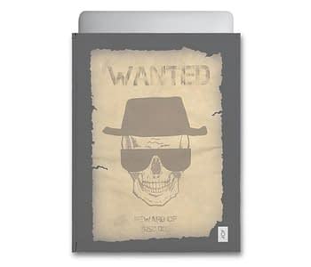 dobra - Capa Notebook - Wanted
