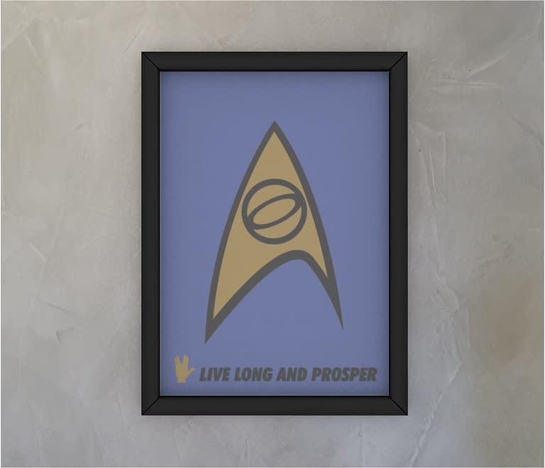 dobra - Quadro - Spock