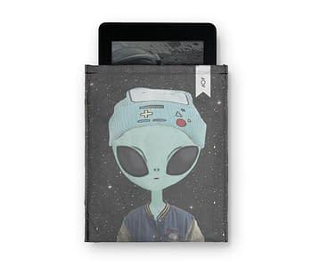dobra - Capa Kindle - Alienígena descolado