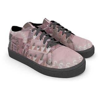 dobra - Tênis - Pretty in Pink