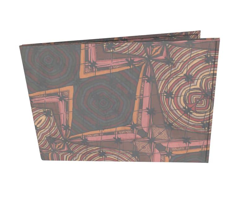 dobra - Carteira Old is Cool - Vibração Colorida
