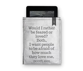dobra - Capa Kindle - The Office Feared or Loved
