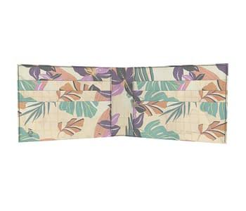 dobra - Carteira Old is Cool - Floral Grid