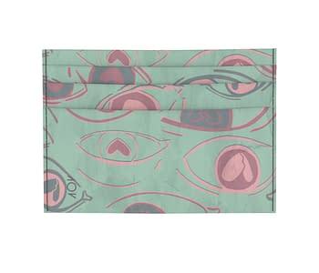dobra - Porta Cartão - olhar apaixonante