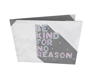 dobra - Nova Carteira Clássica - be kind for no reason
