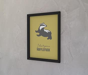 dobra - Quadro - lufa lufa hufflefuck