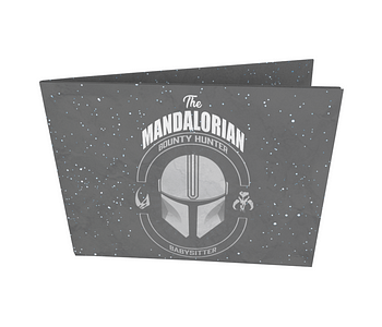 dobra - Nova Carteira Clássica - Mandalorian