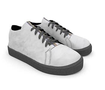 dobra - Tênis - LGBT Pride - Minimalist White