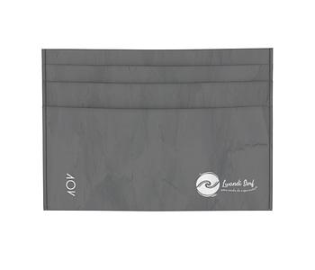 dobra - Porta Cartão - surf artistico preto