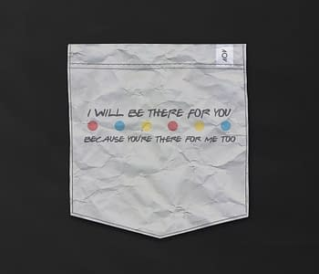 dobra - Bolso - I WILL BE THERE FOR YOU