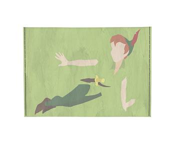 dobra - Porta Cartão - Neverland