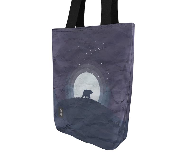 dobra bag the lonely bear