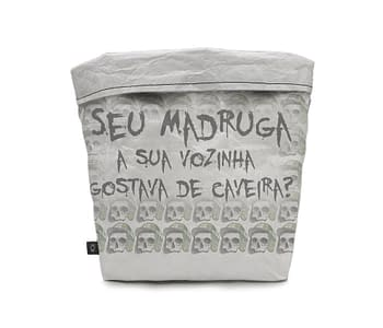 dobra - Cachepô - Chaves Caveira