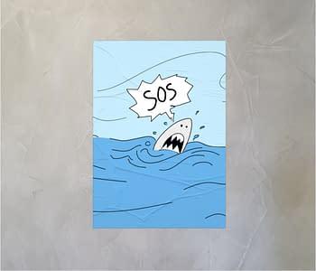 dobra - Lambe Autoadesivo - SOS