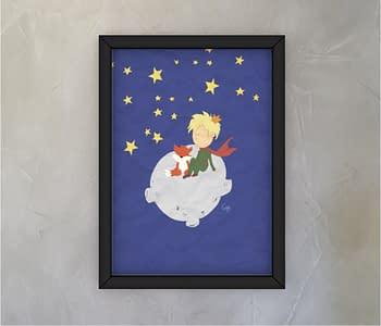 dobra - Quadro - le petit prince