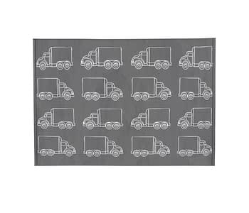 dobra - Porta Cartão - caminhãozinho