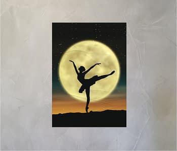 dobra - Lambe Autoadesivo - Ballet Shadow