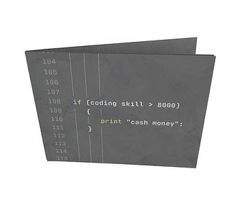 dobra - Nova Carteira Clássica - Coding skill
