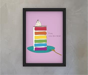 dobra - Quadro - vai ter bolo