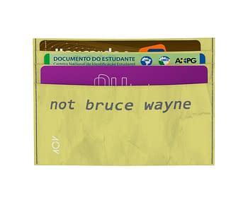 dobra - Porta Cartão - na na na na na na batman