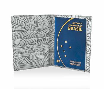 dobra passaporte linhas em linhas