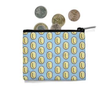dobra - Porta Moedas - Mario Coins