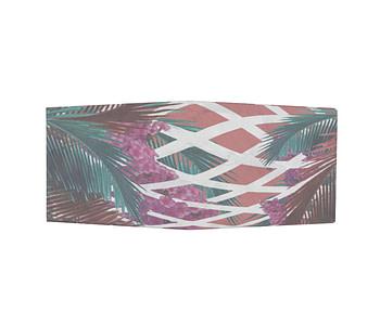 dobra - Nova Carteira Clássica - tropical geo