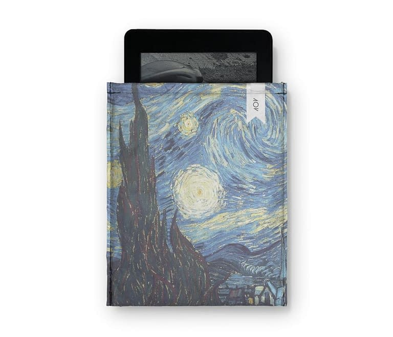 dobra - Capa Kindle - noite estrelada