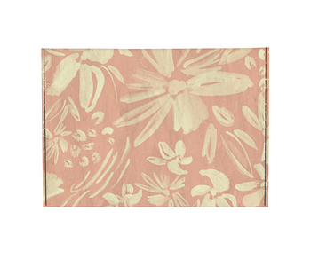dobra - Porta Cartão - Floral Aquarelado