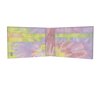 dobra - Carteira Old is Cool - Tie Dye Pastel