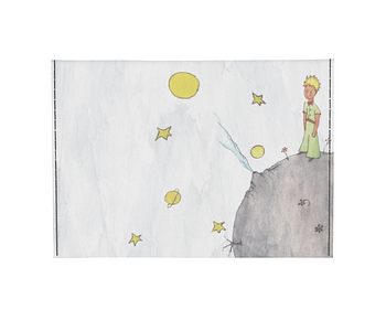 dobra - Porta Cartão - O Pequeno Príncipe