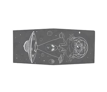 dobra - Nova Carteira Clássica - Alien