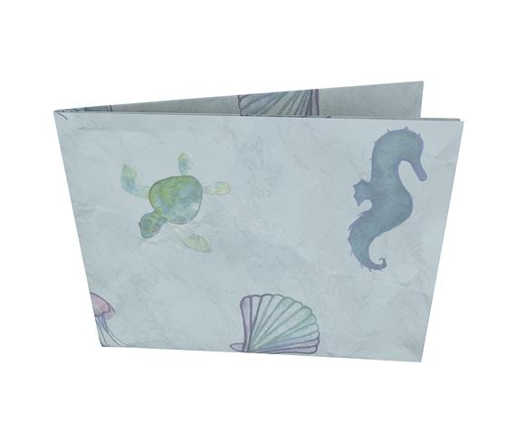 dobra - Nova Carteira Clássica - Fundo do Mar