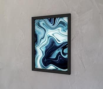 dobra - Quadro - mármore azul