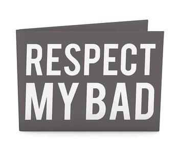 dobra respect my bad 1