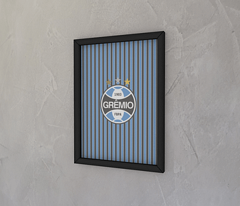 dobra - Quadro - Grêmio | Tricolor tradicional