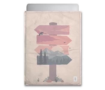 dobra - Capa Notebook - Direções
