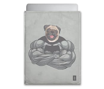 dobra - Capa Notebook - Batdog